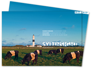 "Magazin ""Sylt Insight by SAS"" 2018"